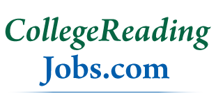 College Reading Jobs